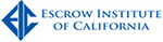 Escrow Institute of California